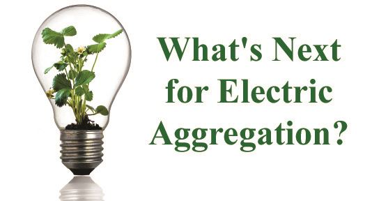 electric aggregation process info