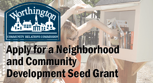 crc neighborhood seed grants