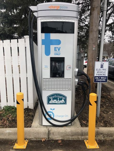 Old Worthington_EV Charger
