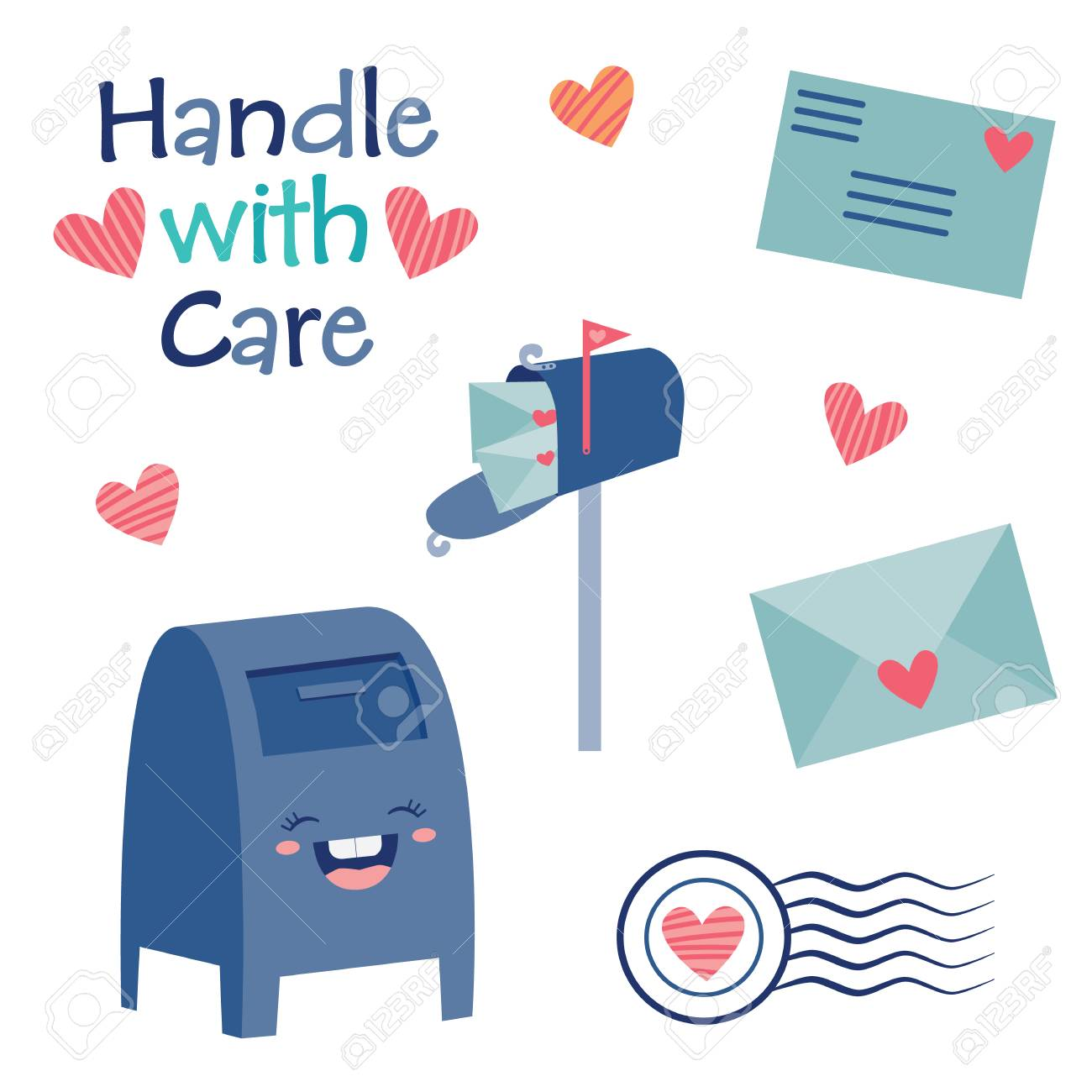 Handle With Care Penpals